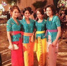 Balinese style Kebaya