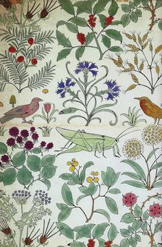 voysey english 19th century, arts and crafts