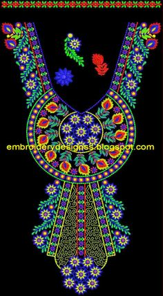 Latest Embroidery Designs For Sale, If U Want Embroidery Designs Plz Contact (Khalid Mahmood, Embroidery Designs For Sale, Flower Embroidery Designs, Machine Embroidery Designs, Embroidery Patterns, Henna Art Designs, Salwar Neck Designs, African Crafts, Large Stencils, Lahenga