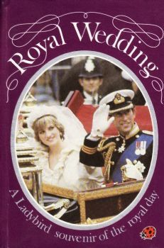 Royal Wedding 1981. Watched that one in real time too. I get up for very few events at 3:00 a.m., but always for a royal wedding.