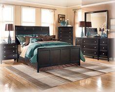 Bedroom furniture idea