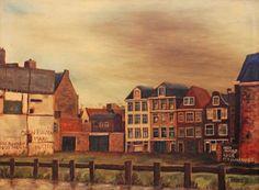 Amsterdam, St Antoniebreestraat (1974)