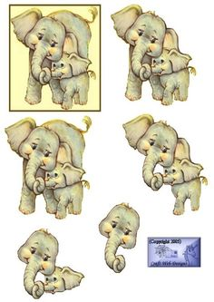 Elephants photo by 3d_Sheets