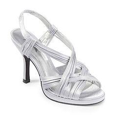 60845c4746de Jacqueline Ferrar® Giselle Crisscross Sandals - jcpenney