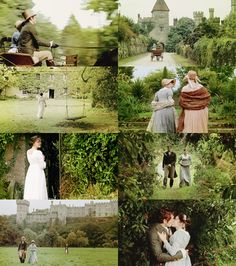 Northanger Abbey | Green/Gardens (asked by anonymous)