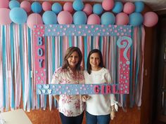 ▷ 1001 + gender reveal ideas for the most important party in your life Baseball Gender Reveal, Simple Gender Reveal, Twin Gender Reveal, Gender Reveal Party Games, Gender Reveal Themes, Gender Reveal Photos, Pregnancy Gender Reveal, Gender Reveal Balloons, Gender Reveal Party Decorations