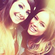 Zoella&Tanya <3