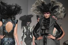 12 Outrageous Looks From China Fashion Week