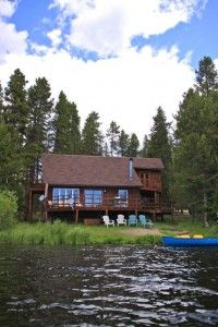 Lake House rentals - would love to do this some summer, I love Grand Lake Colorado
