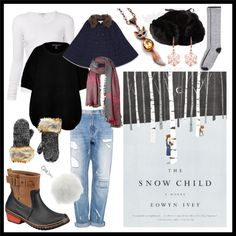 """The Snow Child"" by brandileahbailey on Polyvore"