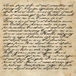 Lots of fabulous fonts for creating vintage handwritten documents! (switch to English on site)