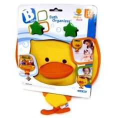 Baby Bath Toys - Pin it :-) Follow us .. CLICK IMAGE TWICE for our BEST PRICING ... SEE A LARGER SELECTION of  Baby Bath toys at  http://zbabybaby.com/category/baby-categories/baby-and-toddler-toys/baby-bath-toys/ - gift ideas, baby , baby shower gift ideas  - B kids Bath Organizer Bathtub Toy « zBabyBaby.com