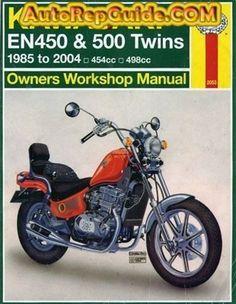 download free - kawasaki en 450 en 500 (1985-2004) guidance on repair