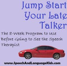 Late Talker Resource Page - Speech and Language Kids