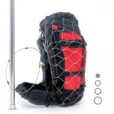 Pacsafe Safetynet for your backpack 55L