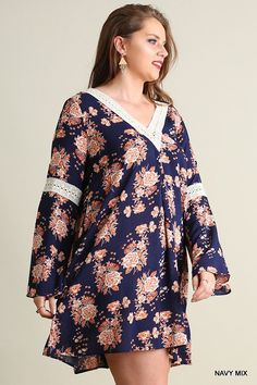 Plus Size Love Is All Around Us Dress