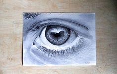 Eye drawing...