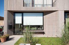 8A Architecten | CPO loggia house, Plant je Vlag, Nijmegen (Lent) - 3 CPO-woningen in een rij