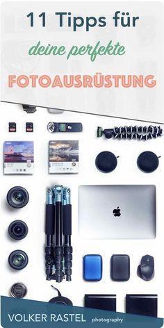 Willst du dir eine Fotoausrüstung aufbauen? Fragst du dich, welche Kamera es sein soll? Welche Objektive? Quält sich die Frage, ob du ein Stativ, Filter oder sonstiges Zubehör brauchst? In diesem Artikel erfährst du, was du alles beachten musst um dir deine perfekte Ausrüstung aufbauen zu können. Du bekommst Informationen und Tipps aus eigener Erfahrung.