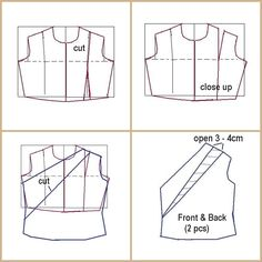 Fashion Sewing Blog with Patterns and Tutorials