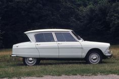 AMI 6 1963 profil - #Ami #francaise #profil
