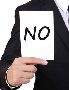The etiquettes of saying #no #sayno #howto #refuse #careertips #careeradvice  Find out at bytes.quezx.com