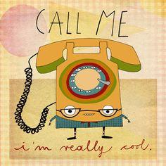 Call-me please!