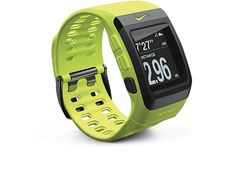 Nike+ Sportwatch GPS Volt/Black I was sad when it died because I took it swimming in the pool :(