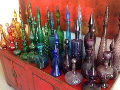 Genie bottles