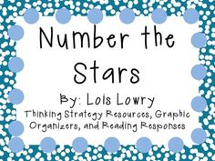 number the stars lois lowry pdf free download