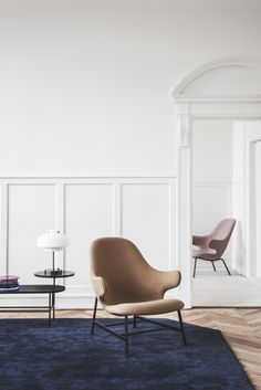 Catch chair by Jaime Hayon, Copenhagen lamp by Space Copenhagen, The Moor rug by All the way to Paris, Palette table by Jaime Hayon