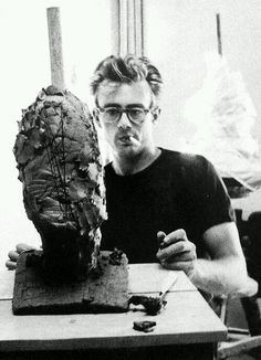 diane likes art — jamesdeaner: James Dean photographed by Sanford Roth