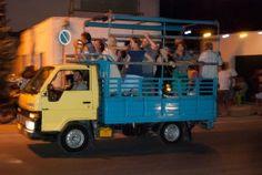 CAR-ΠΟΥ-SEE: The Wandering Nighthouse. Athens, Trucks, Car, Happy, Automobile, Truck, Ser Feliz, Autos, Athens Greece