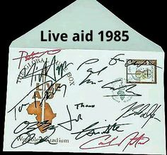Live Aid 1985. Live Aid, Dead Poets Society, Tom Petty, Day Of My Life, Good Day, Good Music, Growing Up, Nostalgia, I Am Awesome
