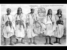 Music of Morocco : My Soul is Guembrified (Gnawa Music) - YouTube