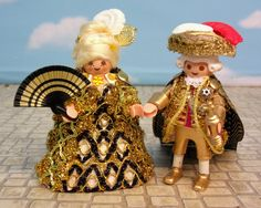 King Louis and Marie Antoinette