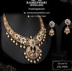 Saved by radha reddy garisa Jewelry Logo, Pendant Jewelry, Jewelry Rings, Trendy Jewelry, Simple Jewelry, Indian Wedding Jewelry, Bridal Jewelry, Cowgirl Jewelry, Imitation Jewelry