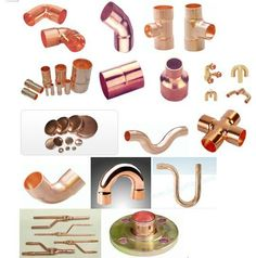 copper tube Red copper fittings from China  www.wfjiutong.cn Email:wfjiutong01@163.com