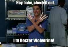 Dave as Cole <3 scrubs