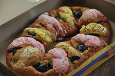 Rosca de Reyes, Dia de los Reyes Magos - el 6 de enero