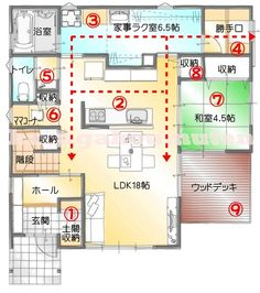 Home plans craftsman interiors 20 New Ideas Small Floor Plans, House Floor Plans, Exterior Siding Colors, Craftsman Floor Plans, Craftsman Interior, Home Studio Music, Japanese House, House Layouts, Architecture Design