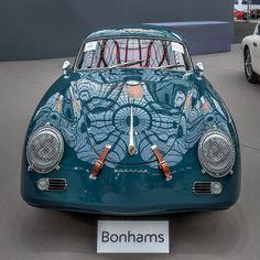 Porsche 356A coupé 1600 S - 5/5 | Flickr - Photo Sharing!