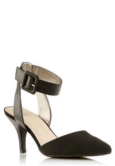 Cato Fashions Ankle Cuff Pointy Pumps #CatoFashions