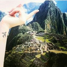 My #traveltattoo #thereshegoes #airplanetattoo #traveltattoos #airplane #tattoo #travelling #travelblog #travelblogger #instatravel #instagood #travelgram #wanderlust #machupicchu #peru #southamerica #reizen #totravelistolive #travelgirl #reisverslaafd #reisgek #reisjunk #worldtravel #worldtraveler #zuidamerika #vliegtuig by thereshegoes1990