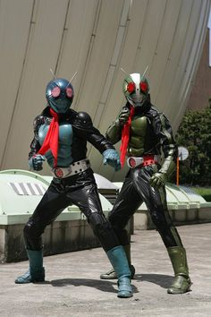 Tokusatsu and more