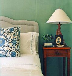 Green Blue Farrow & Ball