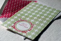 smock. holiday cards