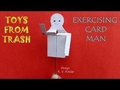 EXERCISING CARD MAN | Kannada - YouTube