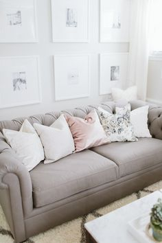 Couch color and pictures