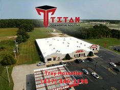 Titan Commercial Roofing is a commercial roofing company in Springfield, Missouri, specializing in commercial roof repair, replacement, and installation. Perfect Image, Perfect Photo, Love Photos, Cool Pictures, Commercial Roofing, Roof Repair